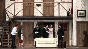 Fuori Scena, spettacolo al teatro della gioventù