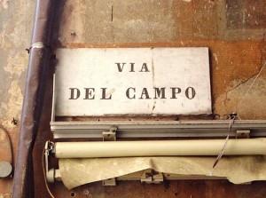Via del Campo, Genova