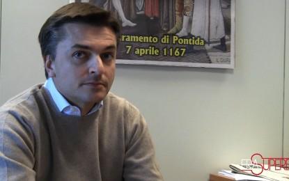 Edoardo Rixi, candidato sindaco di Genova per la Lega Nord