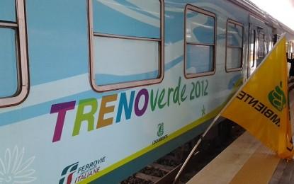 Treno verde: arriva a Genova per promuovere le buone pratiche ambientali