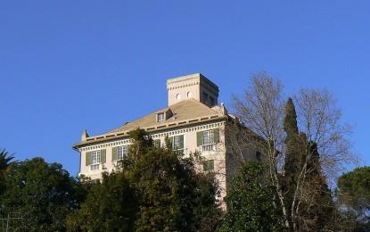 Sestri Ponente: Villa Rossi-Martini è abbandonata al degrado
