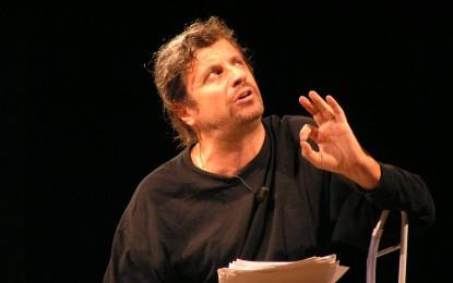 Teatro dell'Archivolto, incontro con Alessandro Bergonzoni