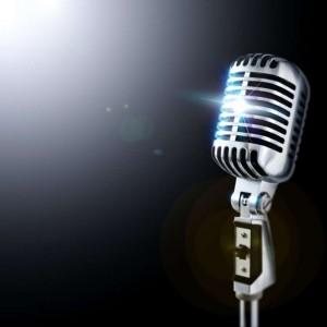 canto-microfono