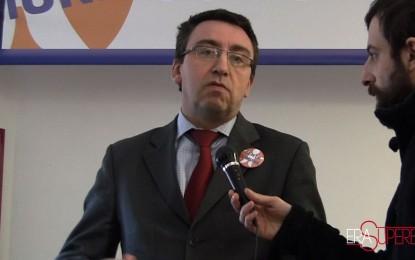 Incontro con Giuseppe Viscardi, candidato sindaco di Gente Comune