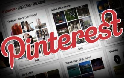 Pinterest, bacheca digitale: ecco il social network delle immagini