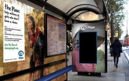 Londra, i cartelloni pubblicitari riconoscono il sesso dei passanti