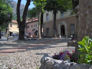 Savignone, Valle Scrivia