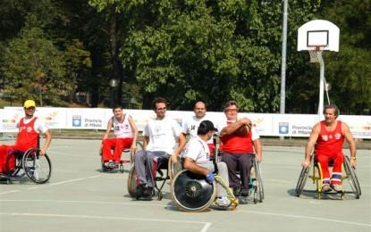 """Sport e disabilità: """"Giochiamo Insieme"""" manifestazione contro le discriminazioni"""