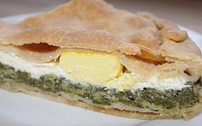 Torta pasqualina, una ricetta della tradizione genovese