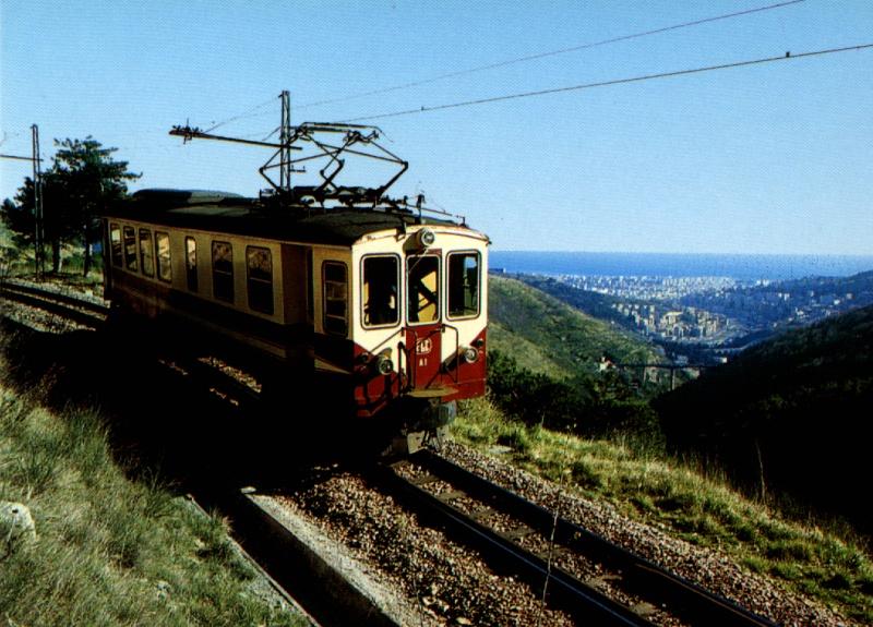 Ferrovia Genova-Casella