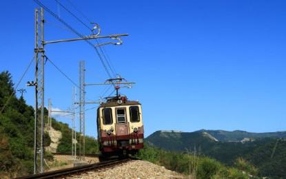 Storia di Genova: il trenino di Casella