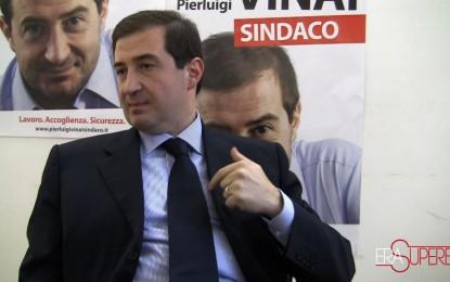 Pierluigi Vinai, incontro con il candidato sindaco del centro destra