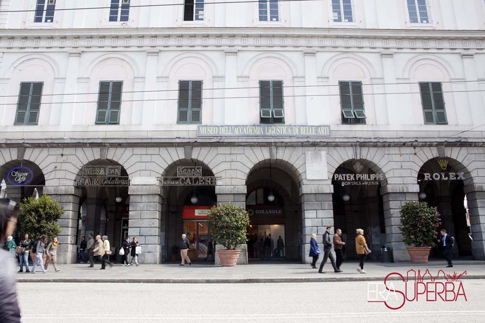 genova accademia ligustica di belle arti corsi e museo
