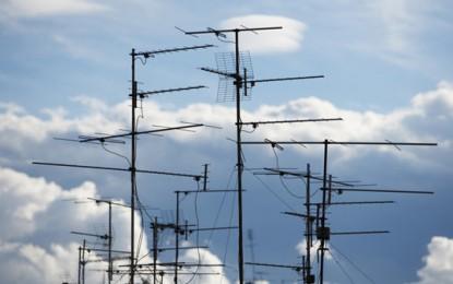 Prà: un'antenna Wind inquina la Fascia di Rispetto