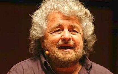 Beppe Grillo: show a sostegno del candidato sindaco Paolo Putti