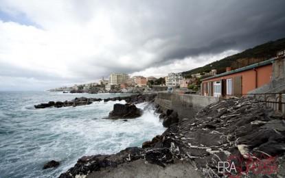 Storia di Genova: Quinto al Mare