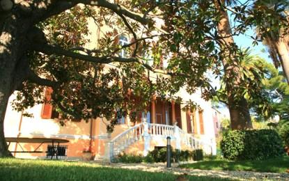 """Recco: a Villa Dufour """"En plein air"""", giornata sull'acquerello"""