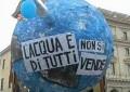 Acqua Bene Comune: mobilitazione europea, appello al Sindaco Doria