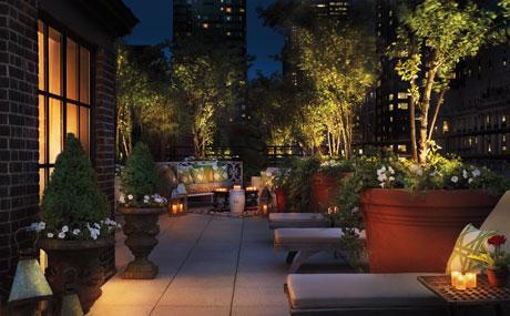 oltre il giardino introduzione alla terrazza. Black Bedroom Furniture Sets. Home Design Ideas