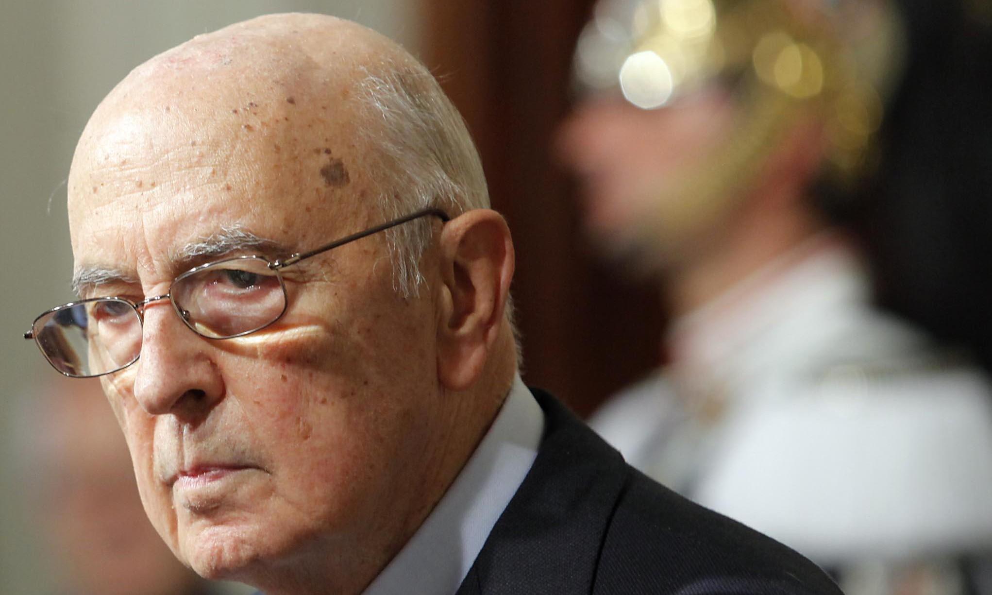 Mafia, Napolitano chiamato come teste $