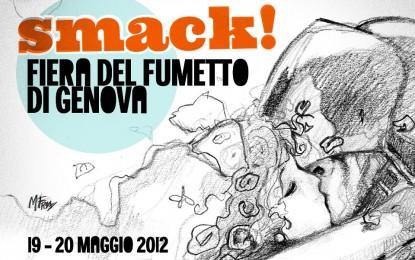 Smack!, la seconda edizione della fiera del fumetto arriva a Genova