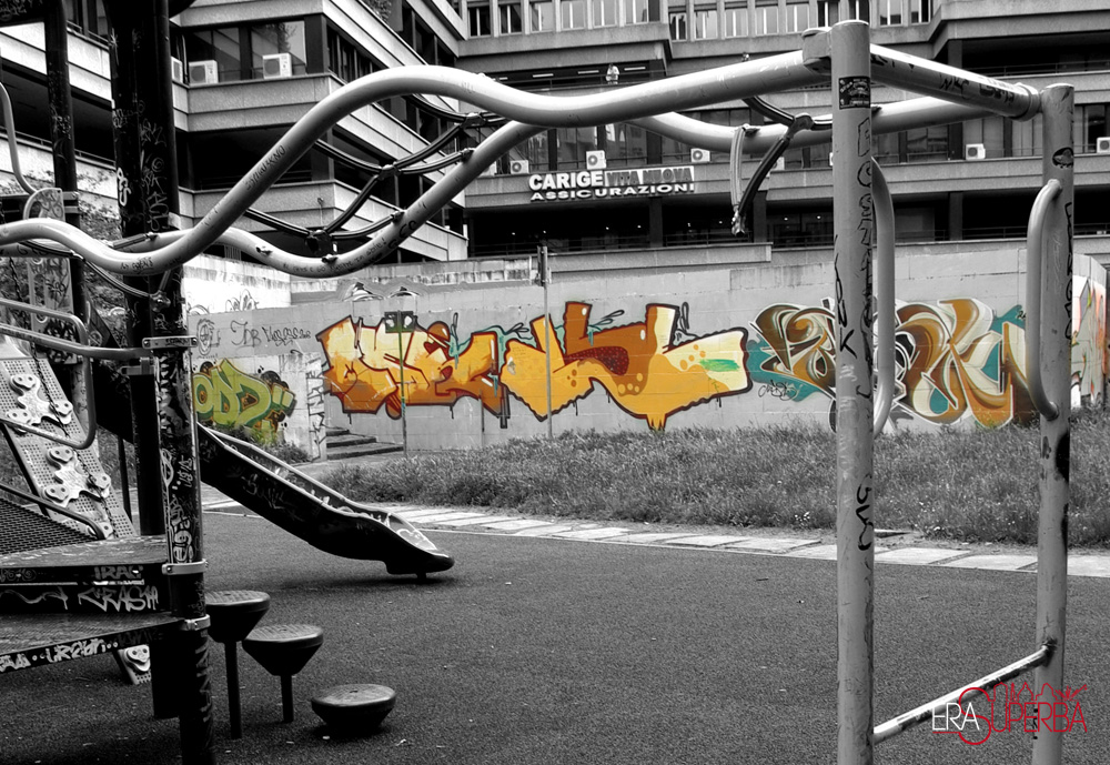 Giardini Di Plastica Genova.Street Art Murales Giardini Di Plastica D Era Superba Genova