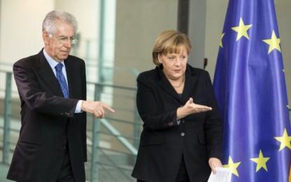 Italia – Germania: la vera sfida si gioca a Bruxelles