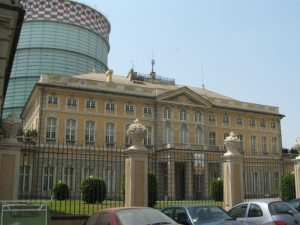 Villa Bombrini