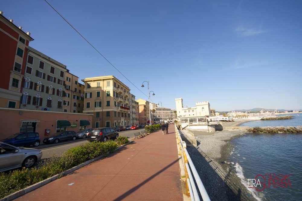 Volontari per pulizia di spiagge e parchi exploit a for Lungomare genova