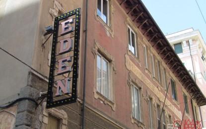 Pegli, cinema Eden: il cantiere per la costruzione dei box è fermo
