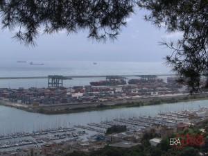 Vte, Porto Container