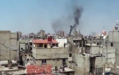 Siria, oltre 15.000 morti nella guerra civile: manifestazione a Caricamento