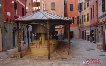 Cinema all'aperto Genova ai Truogoli di Santa Brigida
