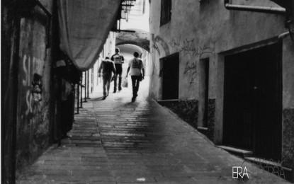 Venditori ambulanti a Genova, il video reportage di Pietro Barabino