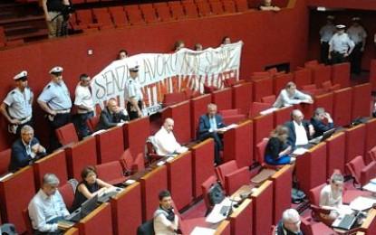 Palazzo Tursi: la crisi irrompe in Consiglio Comunale