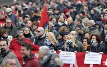 Convegno nazionalisti, Fiom lancia contromanifestazione: «Antifascisti in piazza sabato 11 febbraio»