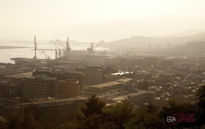 Fincantieri, Sestri: il ribaltamento a mare e una chiatta da costruire