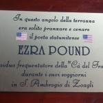 Ezra Pound Zoagli