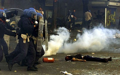 Consiglio Comunale, G8 di Genova: lo Stato deve delle scuse ai genovesi
