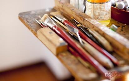 Corso gratis di pittura ad acquerello alla Galleria d'arte Studio 44