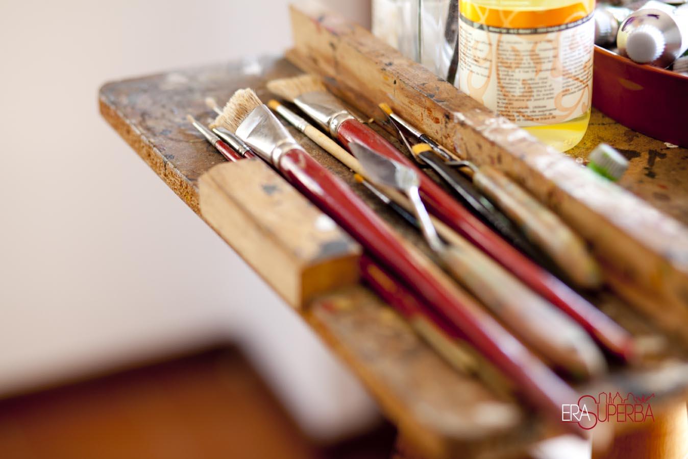 Corso gratis di pittura ad acquerello alla galleria d 39 arte for Mostre d arte in corso