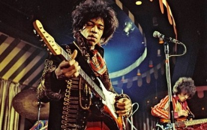 Hendrix 70 Live at Woodstock: concerto e film a Genova