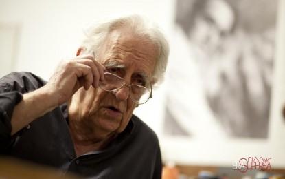 Luiso Sturla, incontro con il pittore ligure: da Chiavari alla beat generation