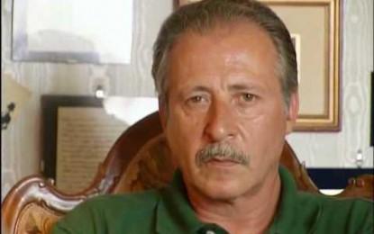 Paolo Borsellino, strage di via D'Amelio: studenti in presidio