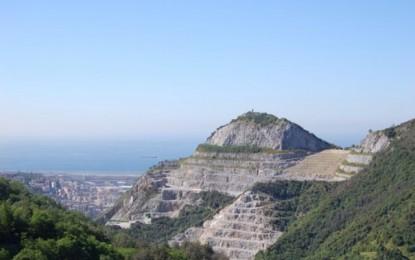Val Chiaravagna: la riqualificazione dell'area delle cave è a rischio