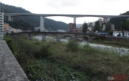 Ponte Carrega, Valbisagno: i lavori di restauro presentati alla città