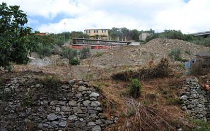 Quinto: un cantiere devasta l'oasi verde del rio Bagnara