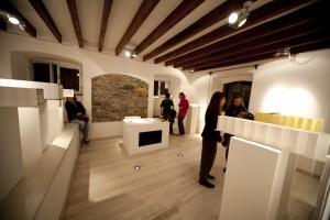 Una mostra alla galleria d'arte Violabox