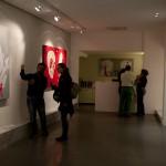 Mostra di Vitaliano alla galleria Cerruti Arte