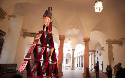 Festival della Scienza 2012, il circo della Zirkus Meer a Palazzo Ducale